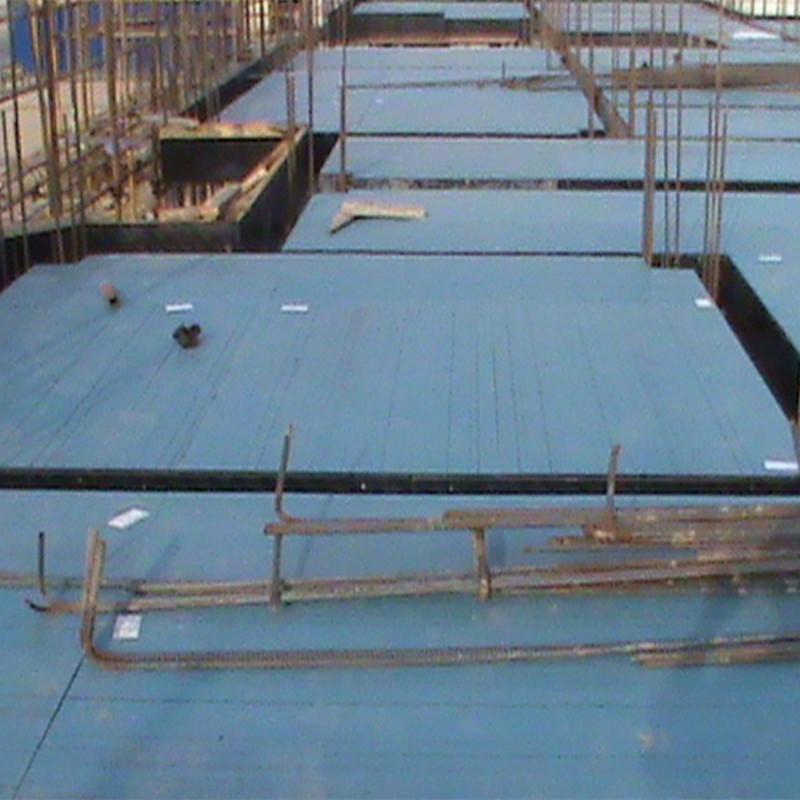 PVC浇筑混凝土模板