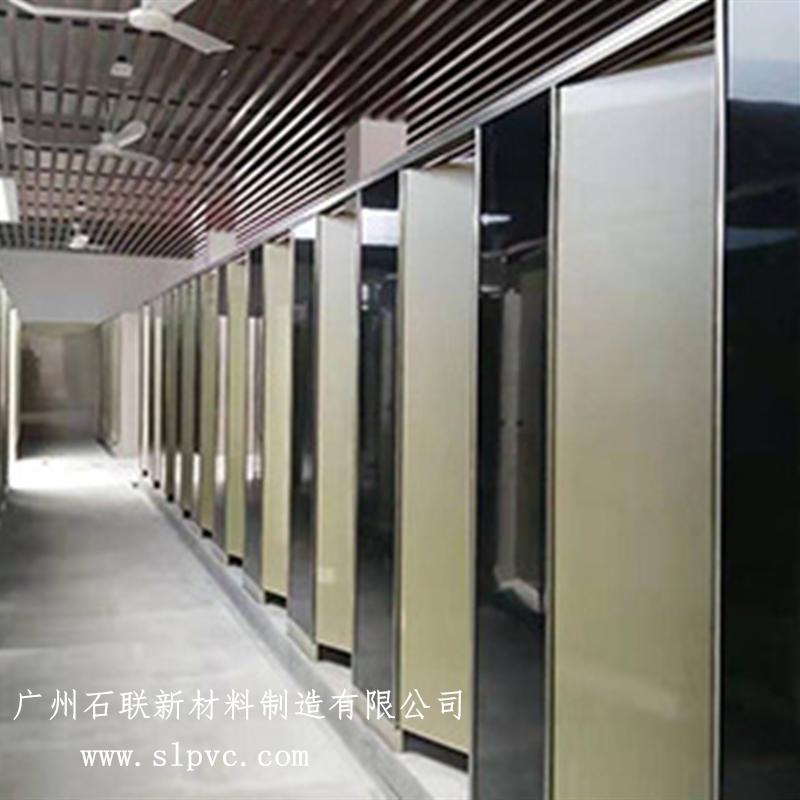 PVC卫生间隔断板防水防潮防火防腐蚀