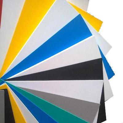 彩色PVC发泡板